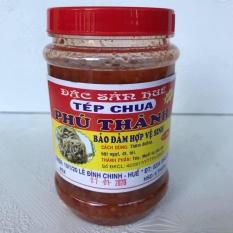 Tép chua Phú Thành 500g – Đặc sản Huế – Siêu ngon