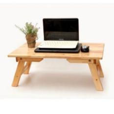 Bàn gỗ, Bàn học gấp gọn, bàn học chân gỗ, bàn uống trà, thiết kế chắc chắn, bàn học cho bé, bàn học gỗ – Hỗ trợ đổi trả 7 ngày