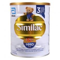 Sữa bột Similac IQ Plus số 3-Abbott, 1-2 tuổi (900g)'