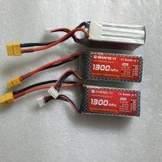 [Lấy mã giảm thêm 30%]Pin Lipo ShangYi 3S 4S 1300mAh 35C. XT60.