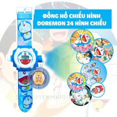 Đồng hồ cho bé trai, đồng hồ cho bé gái mô hình đồ chơi siêu nhân người nhện nhân vật phim hoạt hình có chiếu hình 3d (24 hình) 777-131B – Đồ khuyến mãi giá tốt