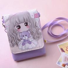 Túi điện thoại hoạt hình Chibi dễ thương