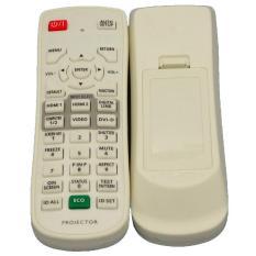 Remote điều khiển máy chiếu PANASONIC mẫu 2 projector (ECO – tặng pin)