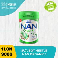 [FREESHIP] Sản phẩm dinh dưỡng công thức Nestlé NAN Organic 1 900g