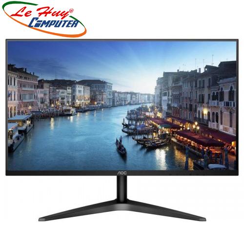 [Nhập ELJAN12 giảm 10%, tối đa 200k, đơn từ 99k]Màn hình máy tính LCD AOC 27B1H 27″ IPS Ultraslim chuyên game
