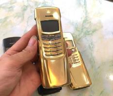 Nokia 8910i (Màn hình màu ) mạ vàng 24k Sang Trọng