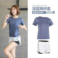 Bộ quần áo thể thao ngắn tập gym yoga nhiều màu qs29