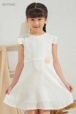 ( Sản phẩm mới)Váy đầm em bé phối tay con DKA622 GUMAC