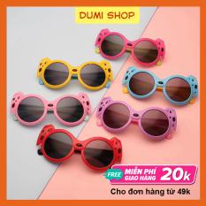 [HCM]Kính Mát Thiết Kế Nhiều Kiểu Hoạt Hình Xinh Xắn Cute Cho Bé – Dumi Shop