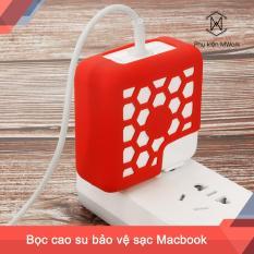 Bọc bảo vệ sạc Macbook – Thiết kế tản nhiệt