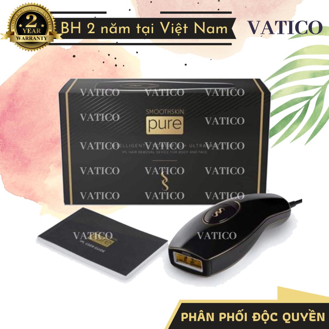 [CHÍNH HÃNG] | Máy triệt lông SmoothSkin Pure | Bảo hành 2 năm tại Việt Nam | Hàng chính hãng |