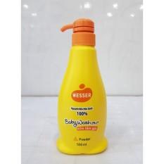 Sữa Tắm Gội Em Bé WESSER 500ml