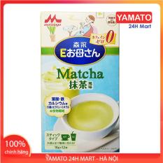 Sữa Bầu Morinaga Nội Địa Nhật Bản Vị Matcha, Sữa Cho Bà Bầu Nhật Bản, Sữa Bầu Nhật Bản