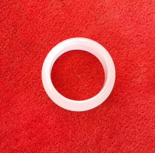 Nhẫn mã não nhỏ nhiều màu size 18mm, bản cao 5mm - xưởng buôn đá phong thủy Huỳnh Đào