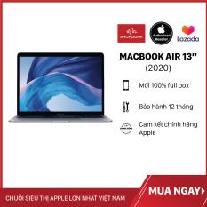 Laptop Apple Macbook Air 13″ 2020 core i3 8GB/256 – Hàng Chính Hãng