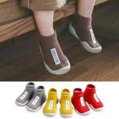 Giày bún cổ cao cho bé trai bé gái giày tập đi cho bé