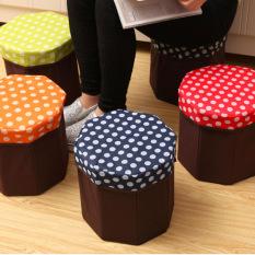 Ghế hộp đựng đồ – Ghế ngồi kiêm hộp đựng đồ đa năng, gấp gọn tiện lợi – Ghế lưu trữ đồ lặt vặt, chịu lực tốt