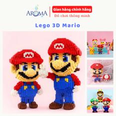 Lego Super Mario Lắp Ráp Mô Hình 3D – Đồ chơi lego