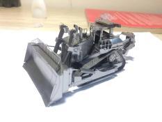 Mô hình 3D máy xúc bằng thép không gỉ (tặng dụng cụ lắp ghép khi mua 2 bộ bất kì)