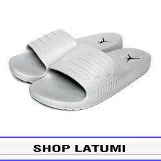 Dép quai ngang, dép đúc siêu nhẹ, dép nam Nữ thời trang cao cấp Latumi TA2502 (Xám) chất liệu xốp eva cao cấp, chắc chắn, dẻo dai, nhẹ