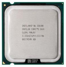 CPU Intel Core2 Duo Desktop E8600 (3.33GHz, 6MB L2 Cache, Socket 775, 1333MHz FSB)