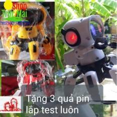 Đồ chơi Robot bạch tuộc 5 trong 1 vừa là đồ chơi trong nhà vừa là đồ chơi trung thu