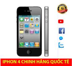 Điện thoại cảm ứng iphone4 giá rẻ hỗ trợ zalo, face,youtube