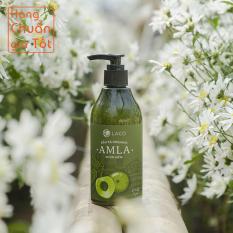 Hàng Chuẩn giá Tốt – Dầu xả organic Amla suôn mềm – Nuôi dưỡng tóc từ gốc đến ngọn giúp tóc mềm mại và óng mượt