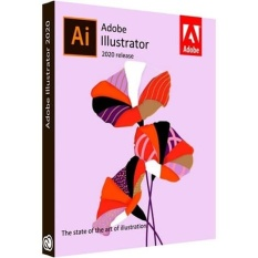 Bộ phần mềm Adobe illustrator CC 2020