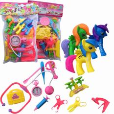 Bộ đồ chơi bác sĩ 14 món 3087-26 Cho bé