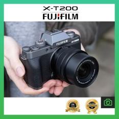 Máy Ảnh Fujifilm X-T200 (Body / Kit 15-45mm) – Chính Hãng – Bảo Hành 24 Tháng