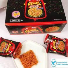 Combo 5 gói mì Snack Enaak vị cay Spicy Gemez 14gr (gói đen)