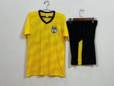 Quần áo bóng đá HAGL 21-22 màu Vàng