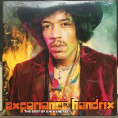Đĩa than – LP record – The Best Of Jimi Hendrix (2LP) – brand new vinyl