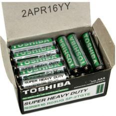 40 viên pin AAA Toshiba (Pin đũa, pin nhí)