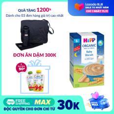 [CÓ QUÀ TẶNG] Bột sữa bích quy cho nhũ nhi HiPP 250g – Giới hạn 2 sản phẩm/khách hàng