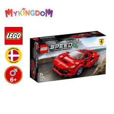 Siêu Xe Ferrari F8 Tributo LEGO SPEED CHAMPIONS 76895