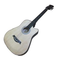 Đàn Guitar acoustic thùng dáng khuyết GU06 gỗ hồng đào