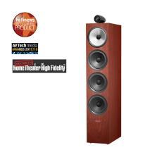 Bowers & Wilkins 702 S2 Floorstanding Loudspeaker Rosenut – Một cặp