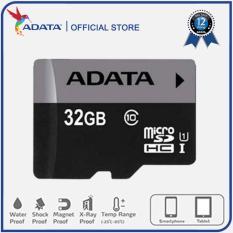 Thẻ nhớ Adata Micro SDHC 32G class 10 – Bảo hành trọn đời