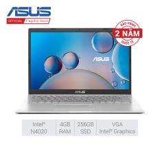 Laptop Asus Vivobook X415MA-BV087T (Celeron N4020/4GB/256GB SSD/14/VGA ON/Win10/Silver) (12/5 – 30/6 Cơ hội mua Combo deal shock Màn hình MB169+)