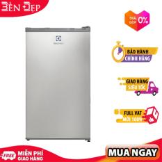 [Nhập ELAPR21 giảm 10% tối đa 200k đơn từ 99k]Tủ lạnh mini Electrolux EUM0900SA 90L khay kính chịu lực đén sợi tóc bảo hành 2 năm Chính hãng tại nhà