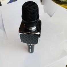 BẢO HÀNH 1 NĂM – CHỌN MÀU YÊU THÍCH – Micro Karaoke Bluetooth YS-69 Hát Karaoke KIÊM LOA BLUETOOTH Mọi Lúc Mọi Nơi Tích Hợp Loa Âm Thanh Nổi 3 Trong 1 (Có hoa văn nhiều màu) YS69 YS 69