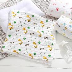 Khăn tắm xô 6 lớp xuất Nhật cho bé PK19