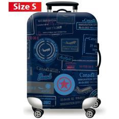 Túi bọc bảo vệ vali -Áo vỏ bọc vali – H13 Size S M L HPValiOEM