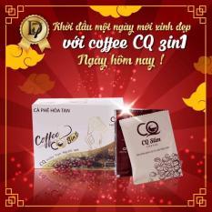 Cafe CQ Slim Giảm 3kg đến 5kg sau 10 ngày