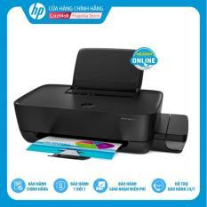 Máy in phun màu đơn năng HP Ink Tank 115 (2LB19A) độ phân giải 4800 x 1200 dpi, khổ giấy inA4, B5, A6 – Hàng Chính Hãng