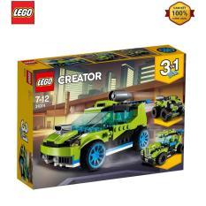 Đồ Chơi Xếp Hình LEGO Creator Xe Đua 31074