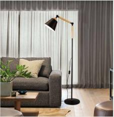 Đèn cây đứng – đèn sàn nội thất nhập khẩu cao cấp DC003 – tặng kèm bóng LED Rạng Đông chính hãng