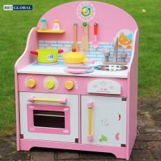 Đồ chơi nấu ăn BBT Global bếp gỗ cao cấp MSN17061 – đồ chơi gỗ, do choi tre em, đồ chơi phát triển kỹ năng